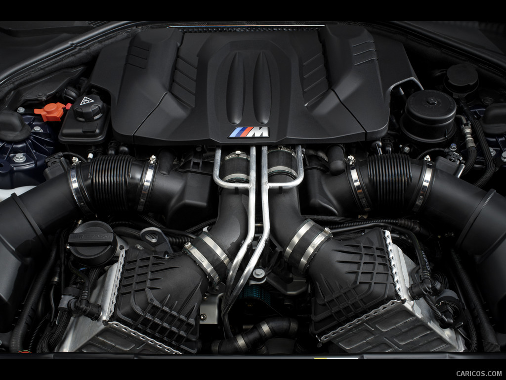BMW M6 Engine
