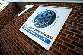 Steve Rowley Vehicle Services
